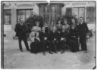 1er Corps Enseignants (1921-1922).