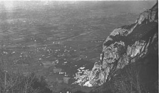 Vue du Salève - SAS et la plaine