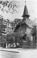 Ancienne chapelle Genève